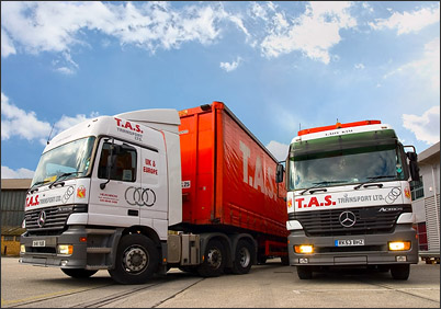 Transport haulage picture