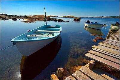 Landscape seascape image