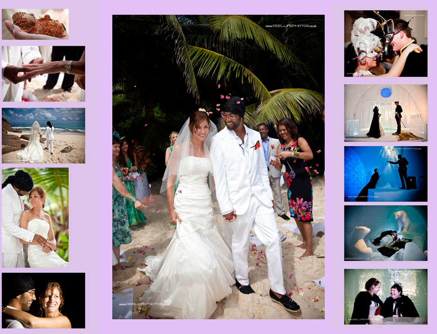 international wedding photographers who travel abroad from the UK