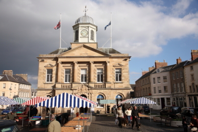 town hall kelso